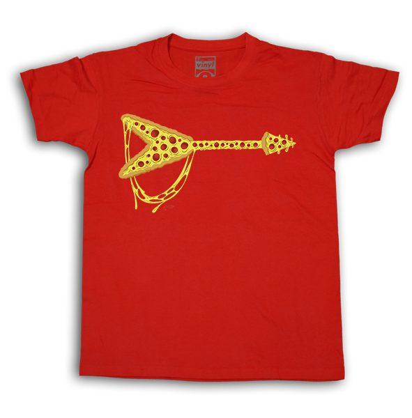 guitarpizza rojo