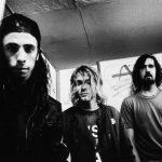 Kurt Cobain y Michael Stipe